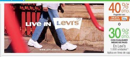 Oferta de Jeans Levi's por