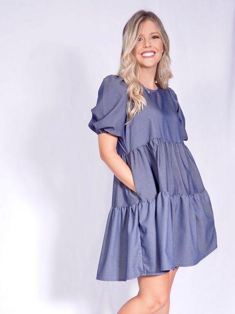 Oferta de Love Denim Dress V0393JN01 por $89990