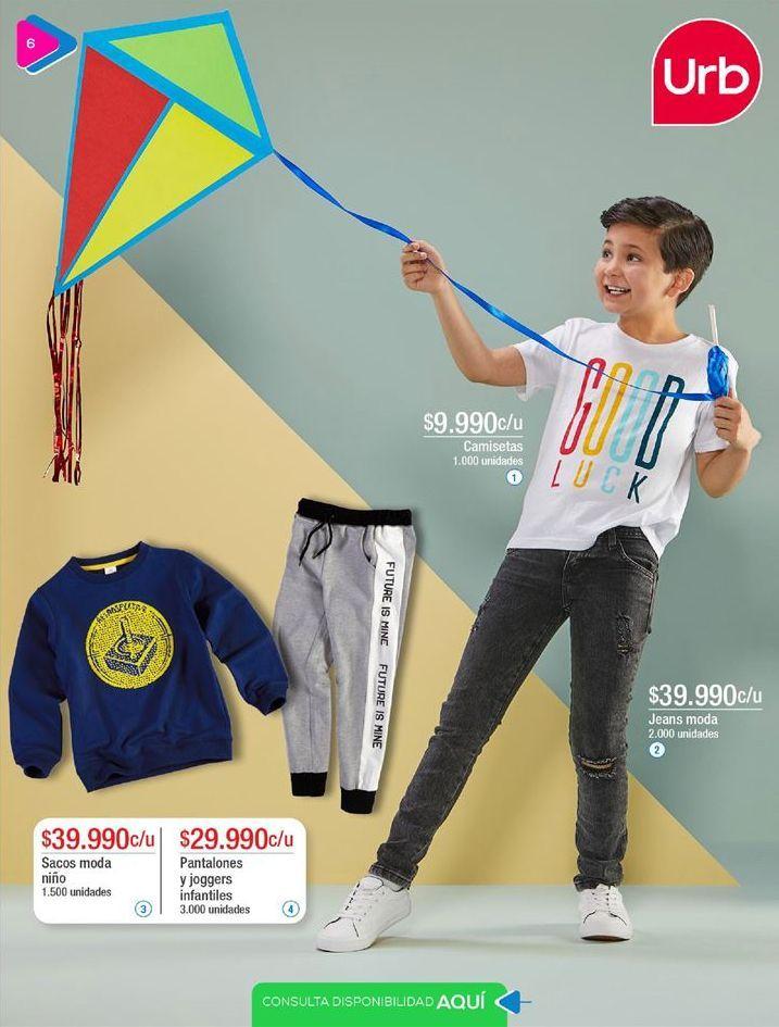Oferta de Jeans niño por