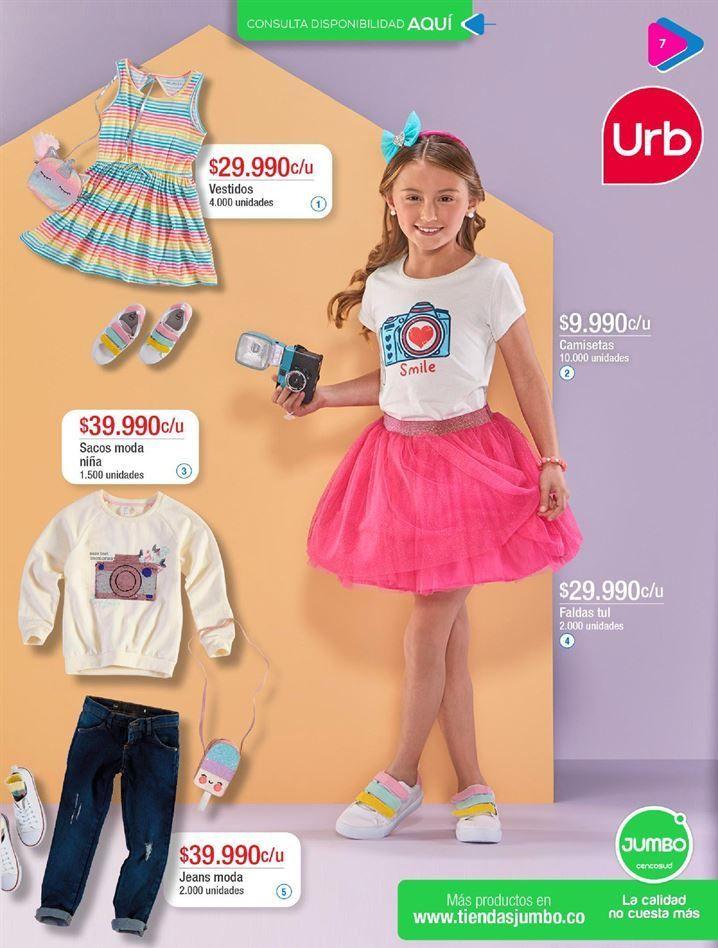 Oferta de Vestido niña Urb por