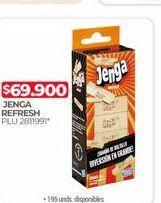 Oferta de Jenga refresh  por $69900