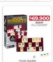 Oferta de RUMY  por $69900