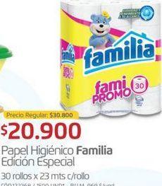 Oferta de Papel higiénico Familia por $20900