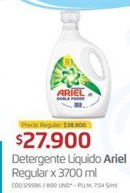 Oferta de Detergente líquido Ariel por $27900