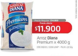 Oferta de Arroz Diana por $11900
