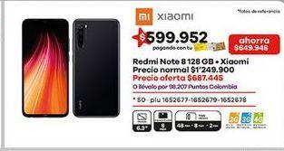 Oferta de Celulares Xiaomi por $687445