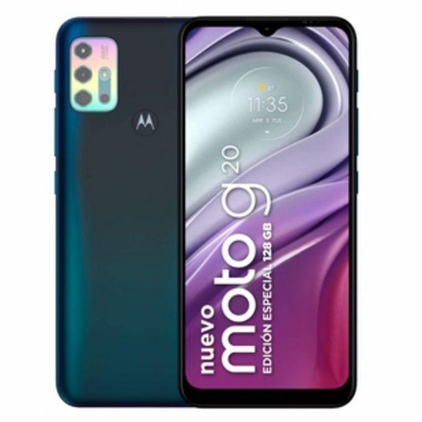 Oferta de Celular MOTOROLA G20 128GB VERDE por $749900