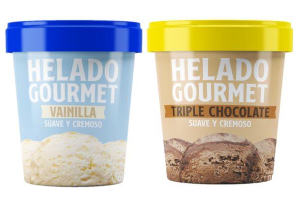 Oferta de Helado Vainilla /Triple Chocolate 315 g por $5100