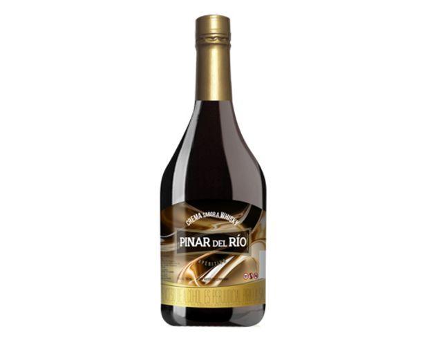 Oferta de Crema de Whisky Pinar del Rio 750 ml por $24500