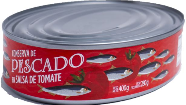 Oferta de Conserva de Pescado en Salsa 400 g por $5250