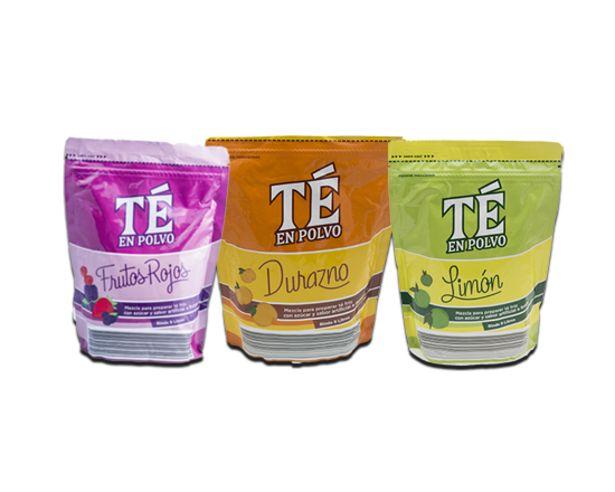 Oferta de Té en Polvo Sabores Surtidos 9l 450 g por $4400