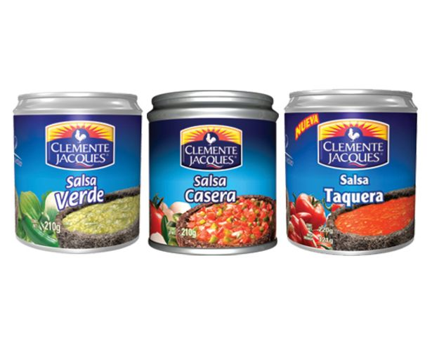 Oferta de Salsas Mexicanas Surtidas 210 g por $3500