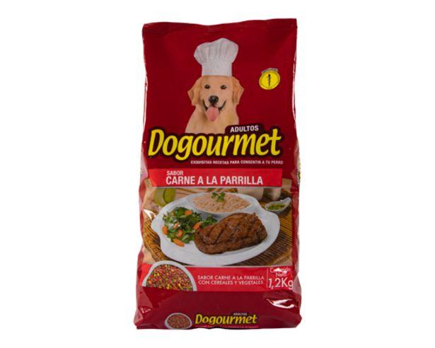 Oferta de Alimento Perros Dogourmet Carne 1200 Gr por $10550