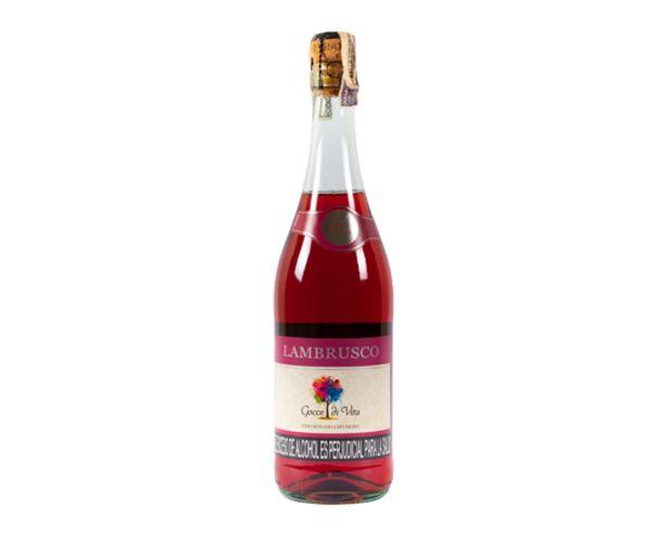 Oferta de Vino Espumoso Rosado Lambrusco 750 ml por $22900