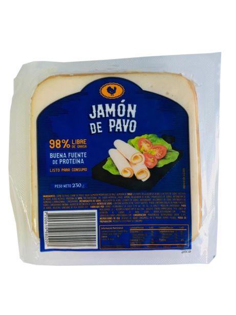 Oferta de Jamón de Pavo 230 g por $7650