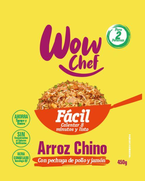 Oferta de Arroz Chino Wow Chef  450 g por $10450