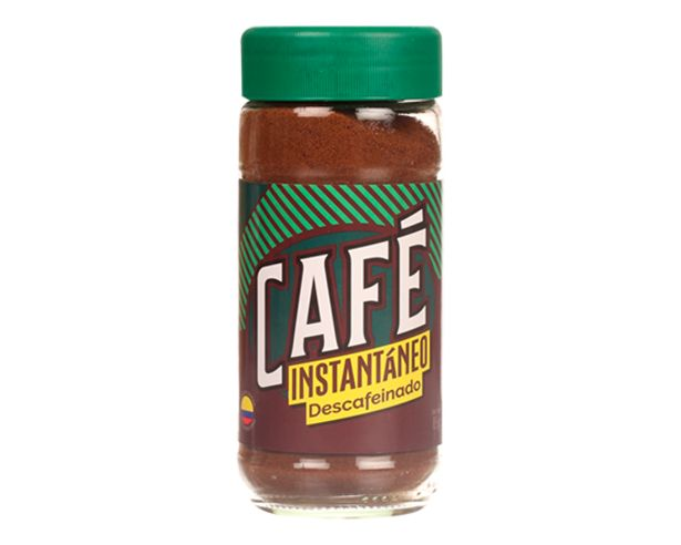 Oferta de Café Instantáneo Descafeinado 85 g por $5850