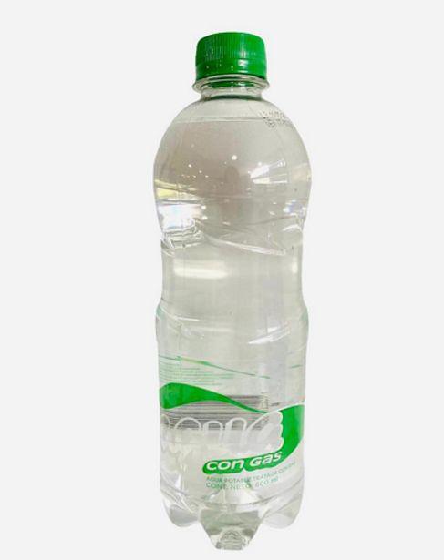 Oferta de Agua con Gas 600 ml por $700