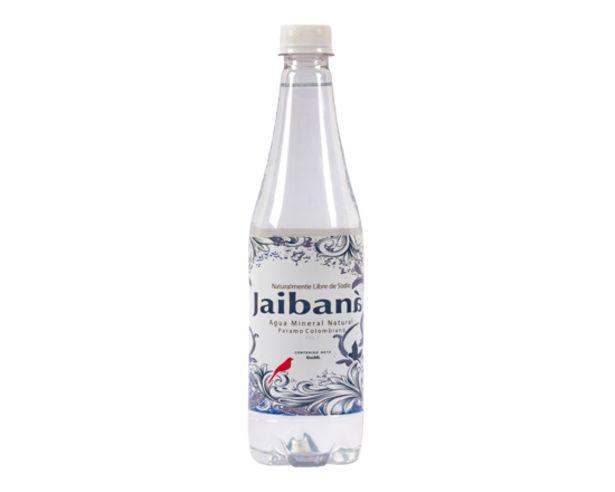 Oferta de Agua Mineral Jaibaná 600 ml por $950