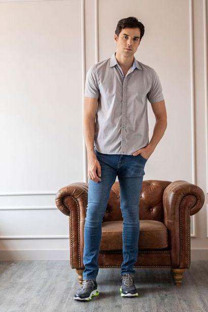 Oferta de Camisa manga corta dobby por $119950