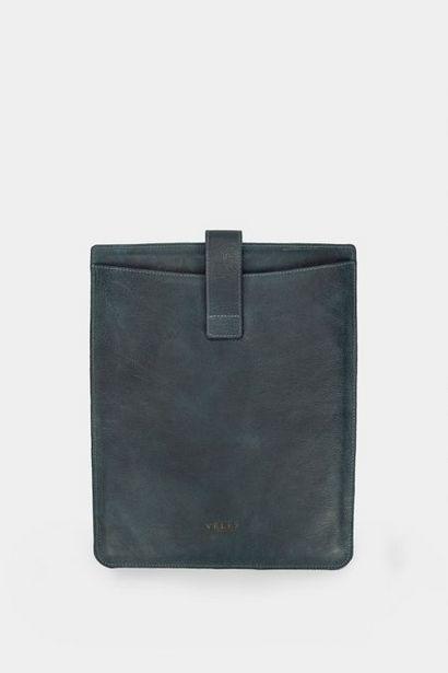 Oferta de Porta Tablet de cuero liso por $129900