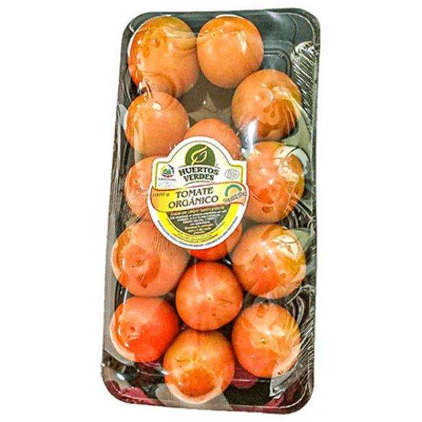 Oferta de Tomate Chonto Orgánico Bandeja x 1000 g por $8500
