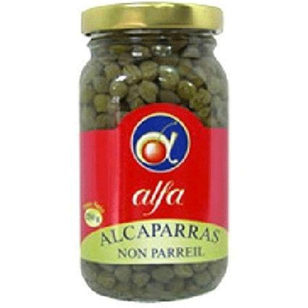 Oferta de Alcaparras Non Parreil Alfa x 250 g por $15700