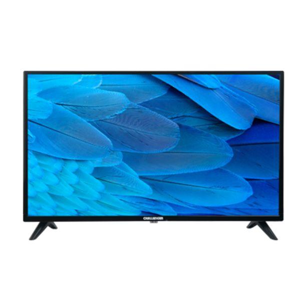 Oferta de Televisor Challenger Led HD 32' H1T2 81 cm x 1 und por $679900