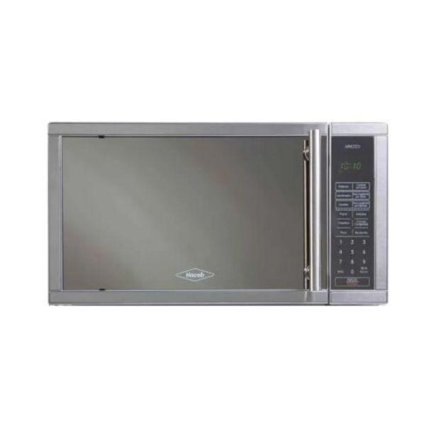 Oferta de Horno Microondas Haceb Inox Con Manija 0.7 – AR-HM-07 INOX ME por $299000