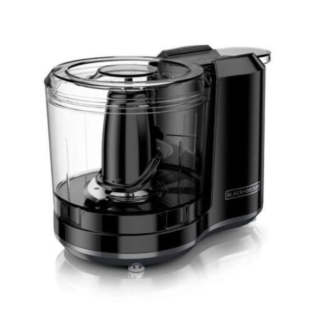 Oferta de Picatodo Black & Decker HC150B 1.5 Tazas – Negro por $59000