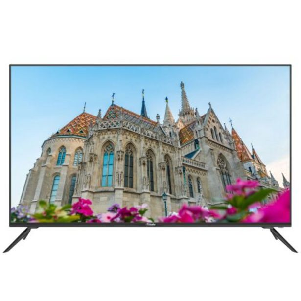 Oferta de Televisor Caixun 50″ LED UHD Smart TV 4K   CX50S1USM por $1499000