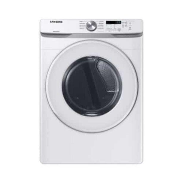 Oferta de Secadora Samsung 20 Kg Carga Frontal Blanca DVG20T6000W/CO por $2129000