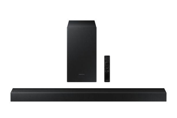 Oferta de Barra De Sonido Samsung  2.1 Ch 320W HW-T550/ZL por $619000