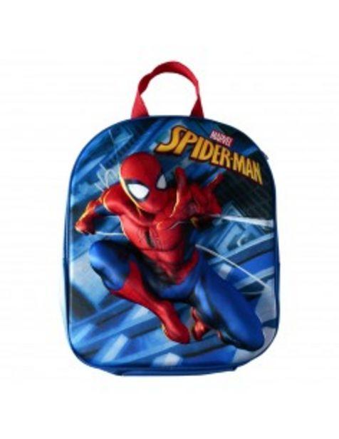 Oferta de Mochila Spiderman para niños por $64900