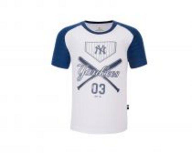 Oferta de Camiseta Yankees De Hombre por $89950
