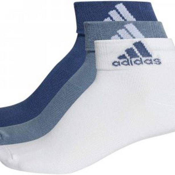 Oferta de Medias Adidas 3Pak Unisex por $38430