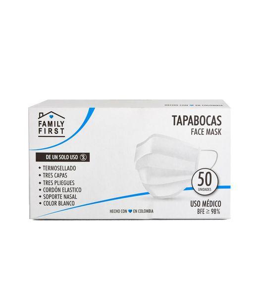 Oferta de TAPABOCAS TERMOSELLADOS por $12000