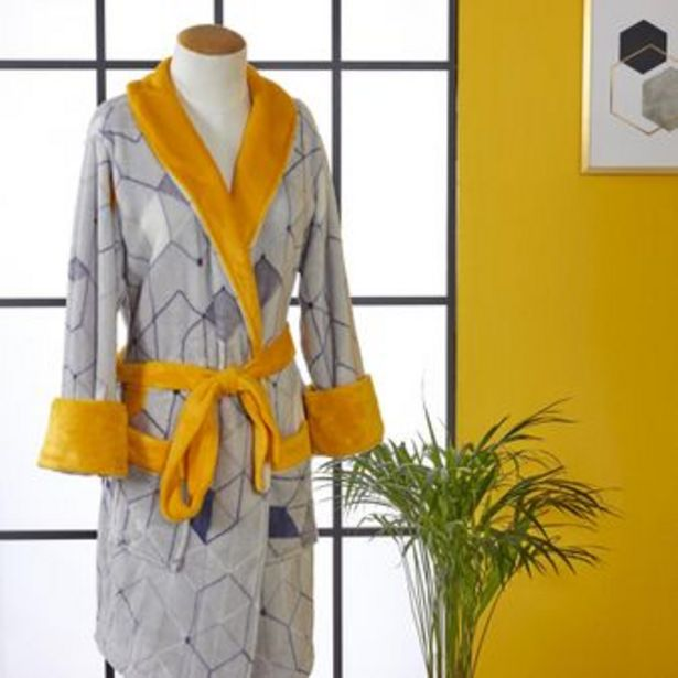 Oferta de Levantadora flannel dimension/amarillo oro por $65940