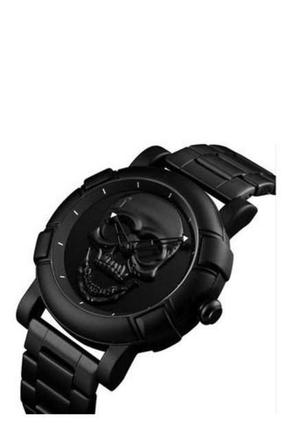 Oferta de Reloj Hombre Skull 9178  - Negro por $99900