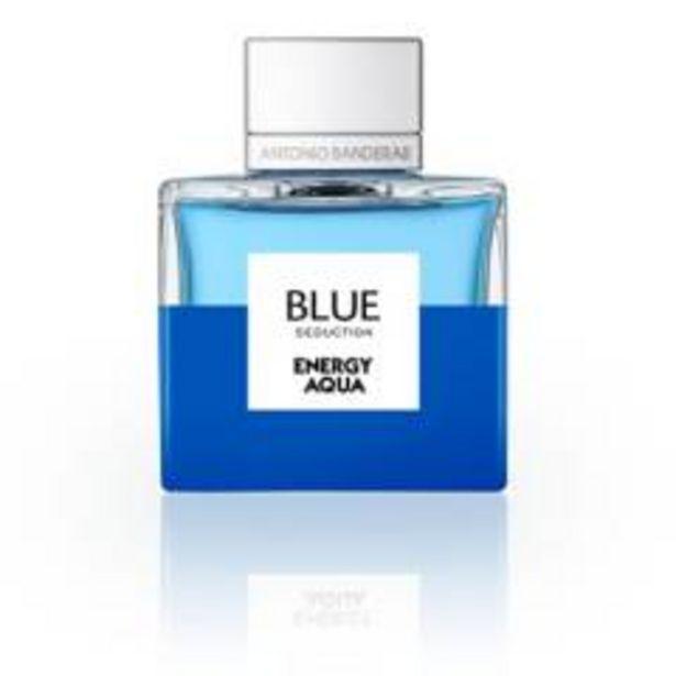 Oferta de Perfume Hombre Antonio Banderas Blue Seduction Energy Aqua 100 ml EDT por $79990