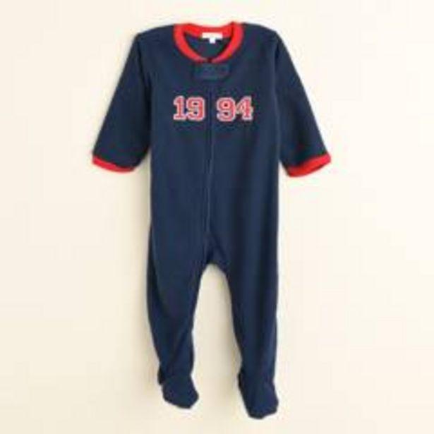 Oferta de Pijama Bebé Niño Térmica Yamp por $24990