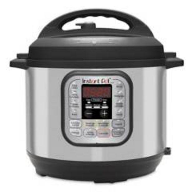 Oferta de Olla Eléctrica Instant Pot Multifuncional Duo 5.7 litros por $397900