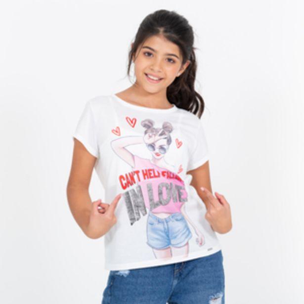 Oferta de In Love Graphic T-Shirt por $20,99