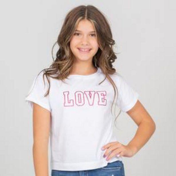 Oferta de Love T-Shirt por $17,99