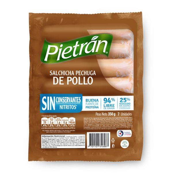 Oferta de Salchicha Pietrán De Pollo por $13290