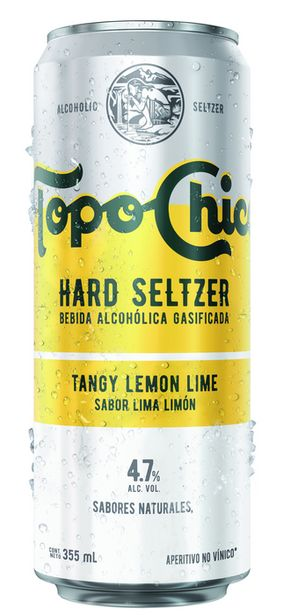 Oferta de Hard Seltzer Topochico Sabor Lima-Limon LATA 355ML por $4125