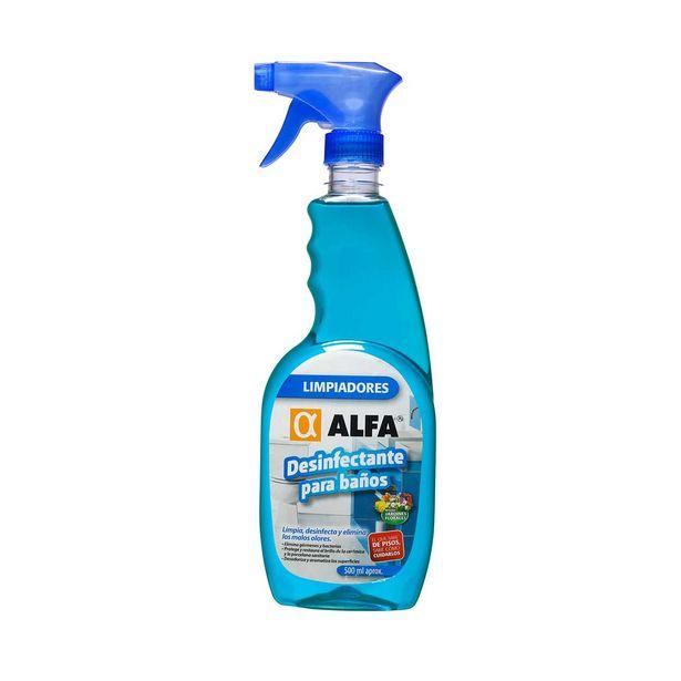 Oferta de Desinfectante para baños por $9500