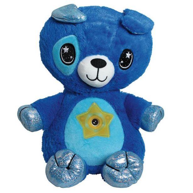 Oferta de Muñeco con Proyección de Luces Nocturnas - Star Belly Oso Azul por $149900