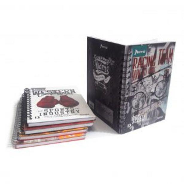 Oferta de Cuaderno Argollado Pequeño 80 Hojas por $5200