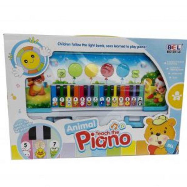 Oferta de Piano Musical Infantil por $38000